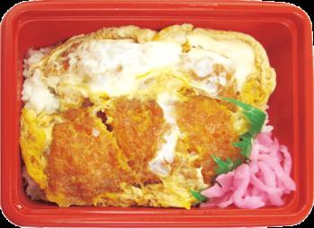 イカフライ丼(札幌)