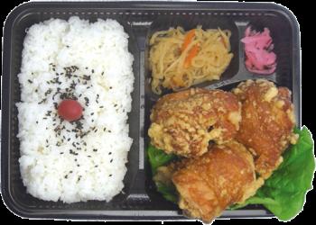 デカから3弁当(札幌)