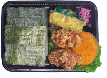のりから弁当(札幌)