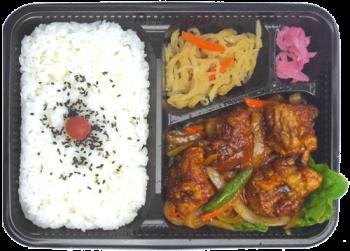 チキンチャオ弁当(札幌)