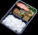 銀鮭玉子弁当