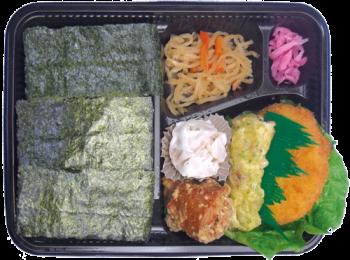 とくのり弁当(札幌)